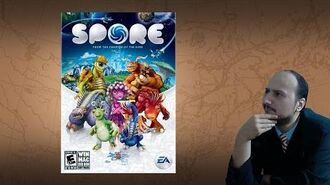 "Gaming History Spore ""No Man's Sky before it was cool"""