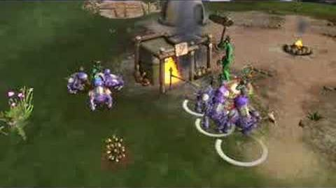 Spore Tribal Stage Video