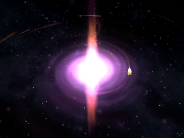 Spore Galaktischer Kern