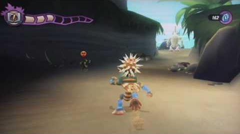 Spore Hero Demo Part 1 Fighting