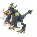 Динозавр Пумба космос