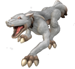 Ramar Shaddar Wolf