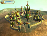 Screenshot city-stage GDC-demo