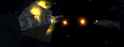 USS Guinevere vs DCP