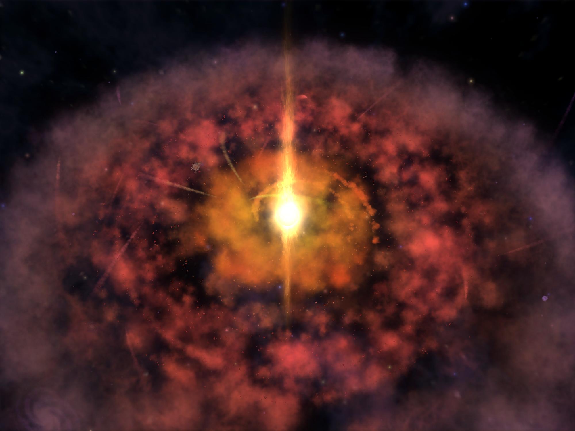 Space Stage | SporeWiki | FANDOM powered by Wikia