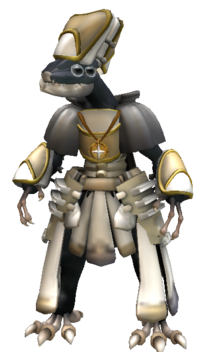 Patriarch Sanada Dexxon