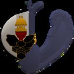 CabelCreeperInsigna