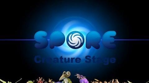 Spore Creature Stage