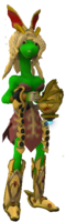 Aur'Lumniassa (slave)Large