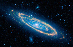 Xanthrus Galaxy