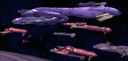 Supreme Fleet of Concordant Resolution
