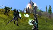 Carindes Dronox Attack