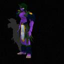 Carnthedain Elf Male Druid 01