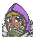 Nu'Iva Shal (Mystic Beam Sabre) (miniportrait)