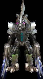 Cyrannian Commander Dronox