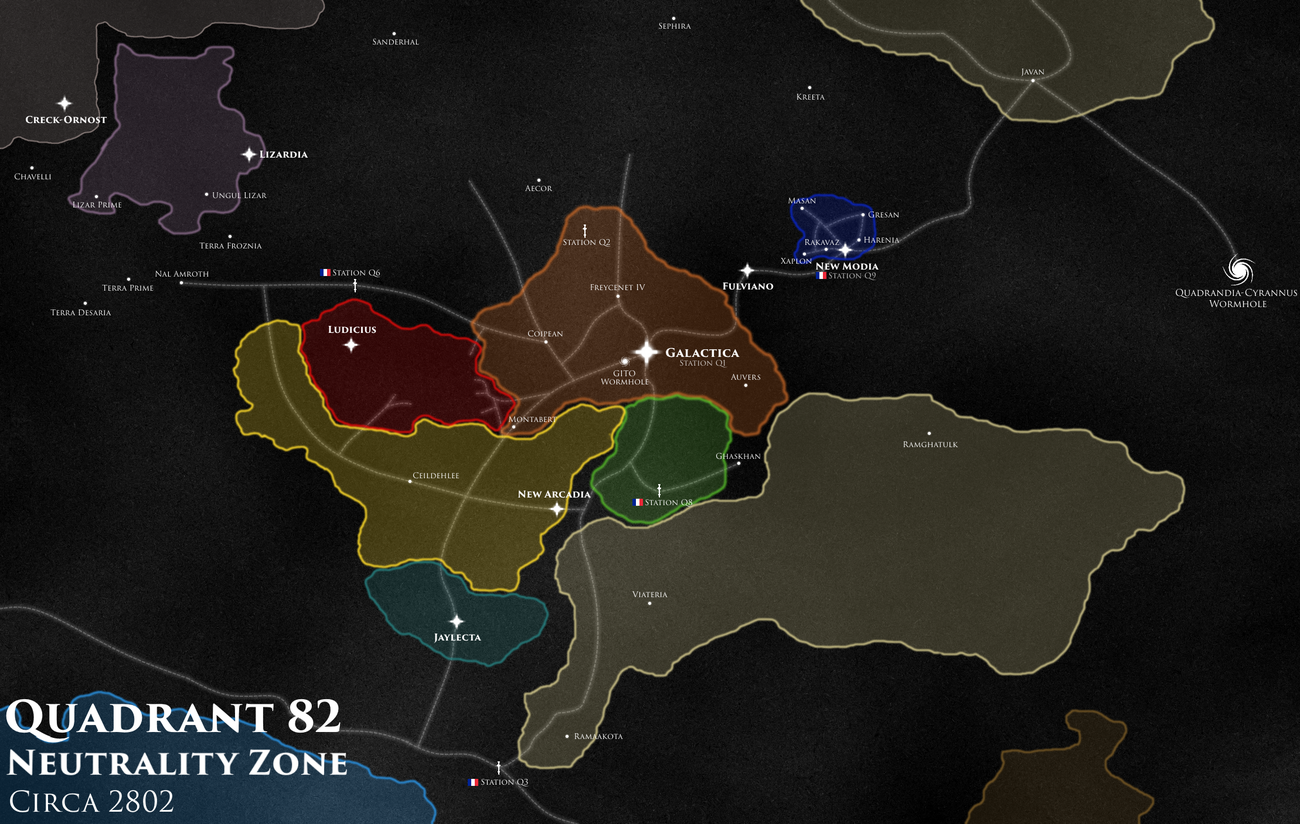 Quadrant 82 Neutrality Zone