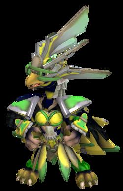 Empress KyaertiaII