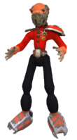 Fleet Captain Silveria