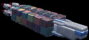 Cyrannian Cargo Ship