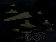 Empire Quadrant fleet