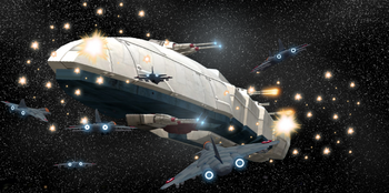 Battlestar Uriel