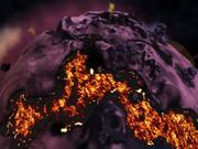 Planeta de lava