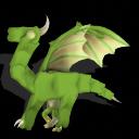 Какой-то подозрительный дракон