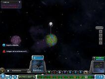 Vista planeta