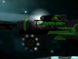 GHD Warships, Weapons, and Vehicles
