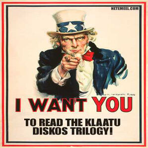 I want u klaatu