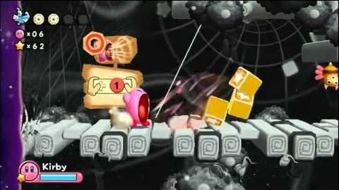 Kirby's Return to Dreamland Trailer - (Wii)