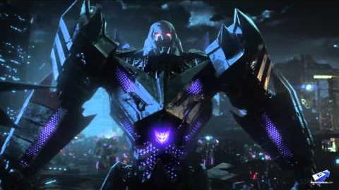 VGA 2011 Transformers Fall of Cybertron Exclusive Trailer