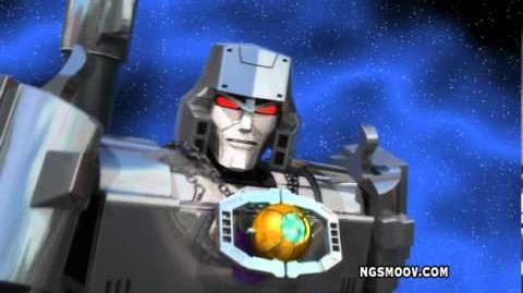 Transformers Megatron's MegaSpice