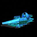 Shamiyago Warship