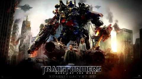 Transformers 3 D.O.T.M. Soundtrack - 10.