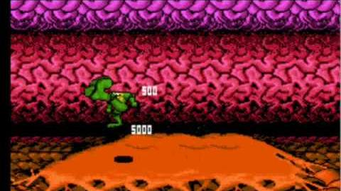 Battletoads NES - Walkthrough (no warps) - part 1