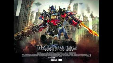 Transformers Dark of the Moon The Score-14- It's Our Fight- Steve Jablonsky