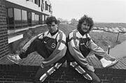 Marco van Basten, Rene Eijkelkamp 1989