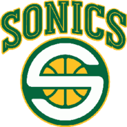Seattle supersonics 2002-2008 aa