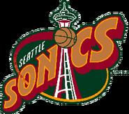 Seattle sonics 1996-2001