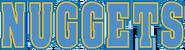 Denver nuggets 2003-pres w