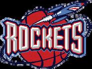 Houston rockets 1996-2003