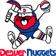 Denver nuggets 1975-1981