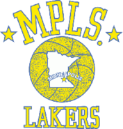 Minneapolis lakers 1948-1960