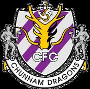 Jeonnam Dragons FC (2001)