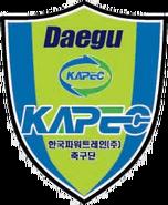 Daegu Korea Powertrain FC