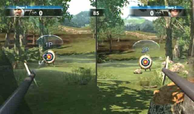 Archery splitscreen2