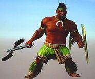 Outfit tatupu casual gladiator duel