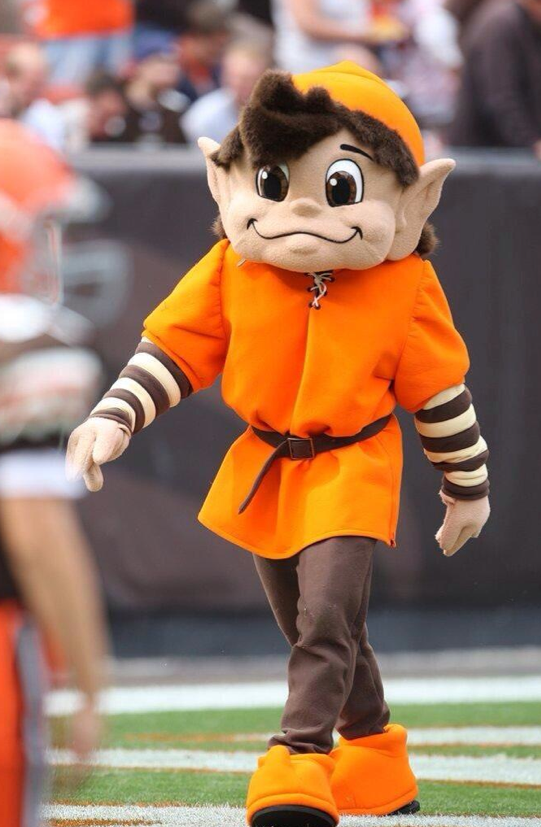 Brownie The Elf Cleveland Browns Sportsmascots Wikia