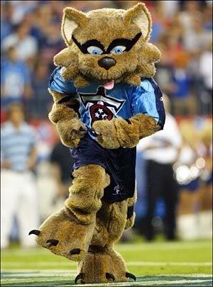 T-Rac (Tennessee Titans) | SportsMascots Wikia | FANDOM ...